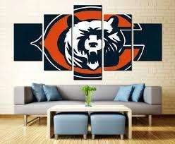 Chicago Bears Home Decor Decorators Collection Catalog