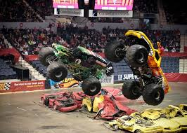 100 Monster Trucks Cleveland Grave Digger El Toro Loco Jam Big Monster Trucks
