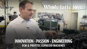 Passionate Design ECM Profitec Espresso Machines