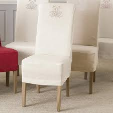 Sofa Slip Covers Uk by Echo High Back Dining Chair And Linen Cover Dark Wood Legs Oka