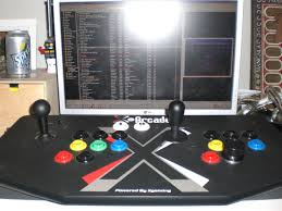 Build Arcade Cabinet With Pc by Mame How To Do With Games That Need Special Controls Emulation