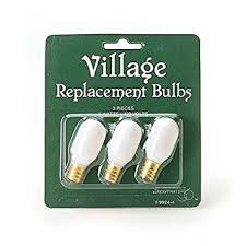 department 56 accessories for villages replacement