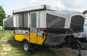 Fleetwood Camping Trailers Evolution Pop Up Camper