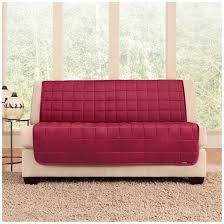Sofa And Loveseat Covers At Target by Sure Fit Quilted Velvet Furniture Friend Armless Loveseat
