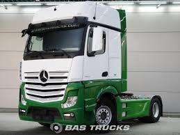 100 6 Wheel Mercedes Truck Actros 1845 LS Tractorhead Euro Norm 35800 BAS S