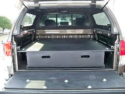 Truck Bed Slide Out Tool Box Plans Wood Storage Drawers Image Of ... Truck Bed Slide Ideas That Can Make Pickup Campe Diy Vault For Tacoma Camper S I M C A H Home Made Drawer Slides Strong And Cheap Ih8mud Forum 57 Bed Plans Enteleainfo Decked Organizer Storage System Abtl Auto Extras Out Tool Box Plans Best Resource Garagewoodshop Pinterest Completed Frame U Blueprints Diy Built Truck Camper Homes Floor