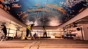 barrisol ceiling rating barrisol print stretch ceiling installation