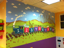 Classroom Wall Decoration Ideas For Preschool Regarding Sizing 2592 X 1936