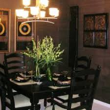 Rich Asian Style Dining Room