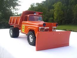 100 Salt Spreaders For Trucks 1958 Tonka State HiWay Custom Hydraulic Dump Truck Snow Plow