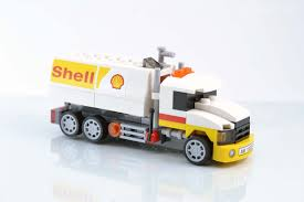 Lego Shell V-Power Miniature Vehicle Collection – Gunbies