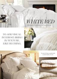 All White Bedding | Pottery Barn | A Restful Bedroom Retreat Ahhh ... Bedroom Design Magnificent Pottery Barn Bedrooms The Ultimate White Ana Kingsize Stratton Bed Diy Projects All Bedding A Restful Bedroom Treat Ahhh Fair Image Of Decoration Using Metal Cool Home Creations Look For Less Canopy West Elm Elegant 9 Inspiring Blue Rooms Urban Chelsea Leather Fniture Bayfront Full Lounge Living Spaces Interactive And
