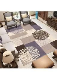 teppich wohnzimmer schlafzimmer weicher zottiger teppich