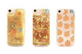 Starbuck Pumpkin Spice Latte 2017 by Peep These Pumpkin Spice Themed Iphone Cases Hypebae