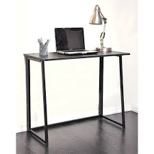 Bed Bath And Beyond Metal Wall Decor by Wooden Folding Writing Desk In Black Bed Bath U0026 Beyond