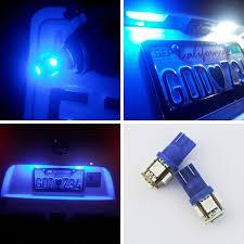 t 10 5 smd led 10000k ultra blue light bulbs led2t10 5 blue 5b2