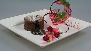 halbflüssiger schokoladenkuchen in muffinsform rezept