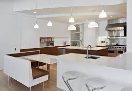 kitchen booth ideas kitchen modern with dark brown cabinets white