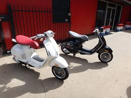 Modern Vespa Dallas Has The 946