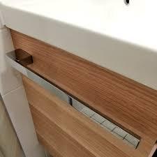 noveo design handtuchhalter bad chrom 40 cm