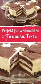 festliche schoko tiramisu torte