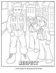 Berenstain Bears Christmas Tree Coloring Page by Respect Coloring Pages Eson Me