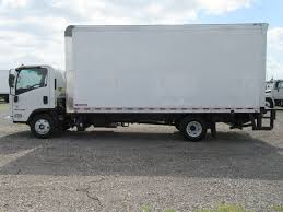 2019 New Isuzu NPR HD (18ft Box Truck With Lift Gate) At Industrial ...