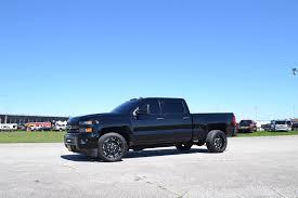 100 Speed Demon Trucks 2015 Chevrolet Silverado 2500HD