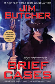 Brief Cases Dresden Files Series