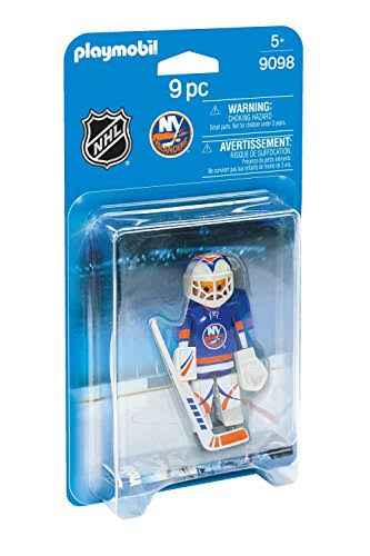 Playmobil NHL - New York Islanders Goalie