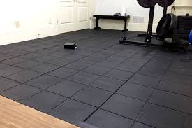 How To Clean And Maintain Rubber Floor Tiles