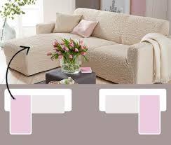 jetée de canapé d angle housses de chaise jetés de canapé bonprix fr