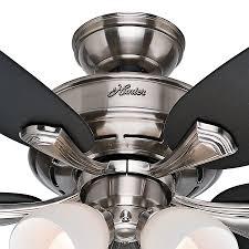 Brushed Nickel Ceiling Fan by Ceiling Fan Light Kit Harbor Breeze Problems Home Decor Hunter