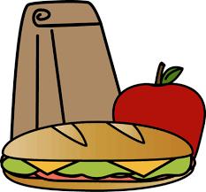 450x419 Lunch Clipart Bag Sandwich Clip Art Image