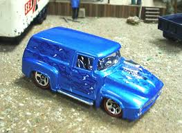 100 56 Ford Truck Hot Wheels Wiki Fandom