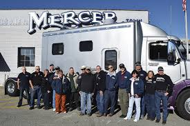Income At Mercer Transportation For Truck Drivers