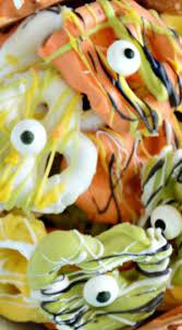 Halloween Pretzel Rods by The 25 Best Halloween Pretzels Ideas On Pinterest Halloween