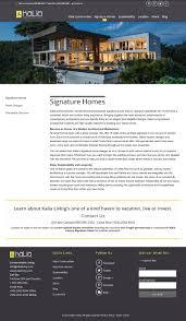 100 Kalia Living Modern Eco Web Design Digital Agency In