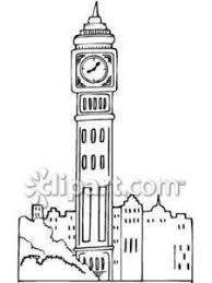 Pin Big Ben Clipart Clock Tower 4