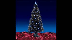 Fiber Optic Christmas Trees Walmart fibre optic christmas trees youtube