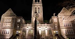 Colleges With Coed Bathrooms by Boston College Niche