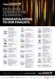 100 Artas Architects Finalists In The Business Excellence Awards Launceston
