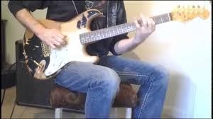 John Mayer Black 1 Tribute Relic Stratocaster Demo