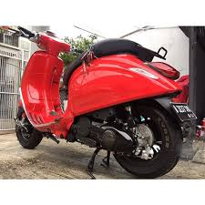 Powder Coating Vespa Sprint By Wolfproject Contact Wa Call 081210032014 Line Exwolf