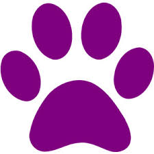 Paw print wildcats on dog paws dog paw tattoos and clip art image