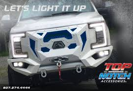 100 Lights For Trucks Top Notch Accessories Jeeps SUVs 4x4 And