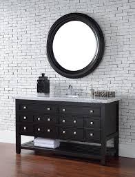Ebay Bathroom Vanity Tops by Abstron 60 Inch Espresso Single Sink Transitional Bathroom Vanity