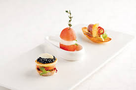 dining canapes recipes cuisine dining at home da magazine