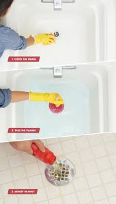 Drano Not Working Bathtub by Bust Up Your Shower Clog In 3 Simple Steps Drano