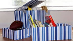 How To Make A Toy Chest by How To Make A Toy Box From Cardboard How To